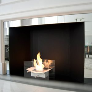 Options: Moda Ethanol Fireplace Option