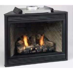 homeclick direct vent fireplace