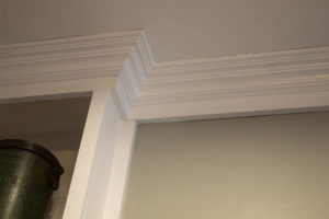 Fireplace Built In Trim